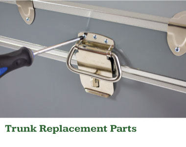 Instructions for Trunk Replacement Parts