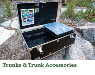Instructions for Trunks & Trunk Accessories