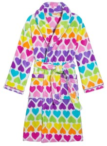 It's a rainbow of love every time you put this garment on!