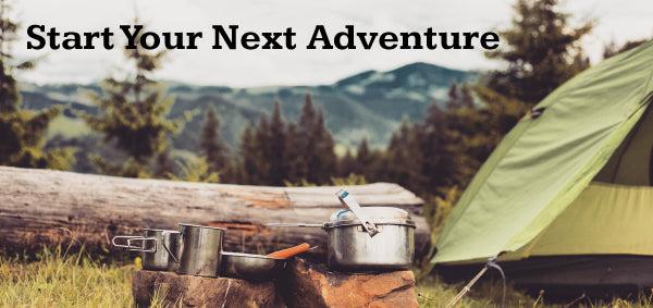 Get Ready to Start Your Next Adventure