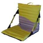 The Air Chair Plus from Crazy Creek will blow your mind as a chair and a full body mattress