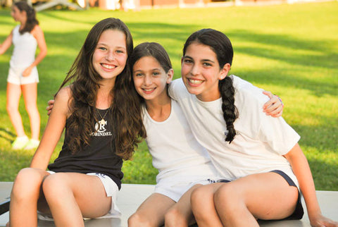 Find yourself home away from home at Camp Robindel Girls Camp.