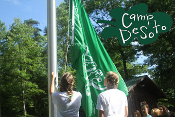 Mary says it's time to go-go to Camp DeSoto!