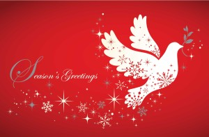 Send your season's greetings in the form of a greeting card