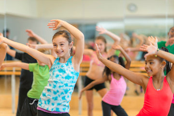 Get your moves out on the dance floor at summer camp!