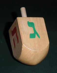 Did you know there are actual rules to the Dreidel game!