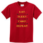 eat sleep camp repeat