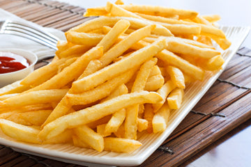Picnic with some fries of your own on for celebration of French Fries Day!