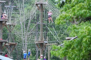 Embrace the challenges at summer camp!