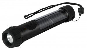solar flashlight