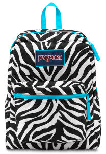 Are you a zebra fan? What about Okapis? What about JanSport?