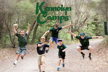 Kids enjoy their time at Kennolyn Camp. You're sure to as well!