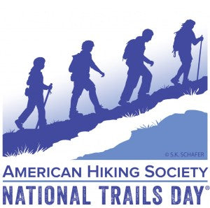 Get out and hike on National Trails Day!
