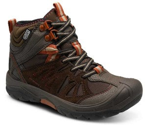 We offer a sizable selection of appropriate footwear for long, outdoor excursions!