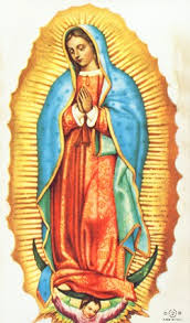 Our Lady of Guadalupe is widely celebrated in Mexico and recognized here in the United States as well.