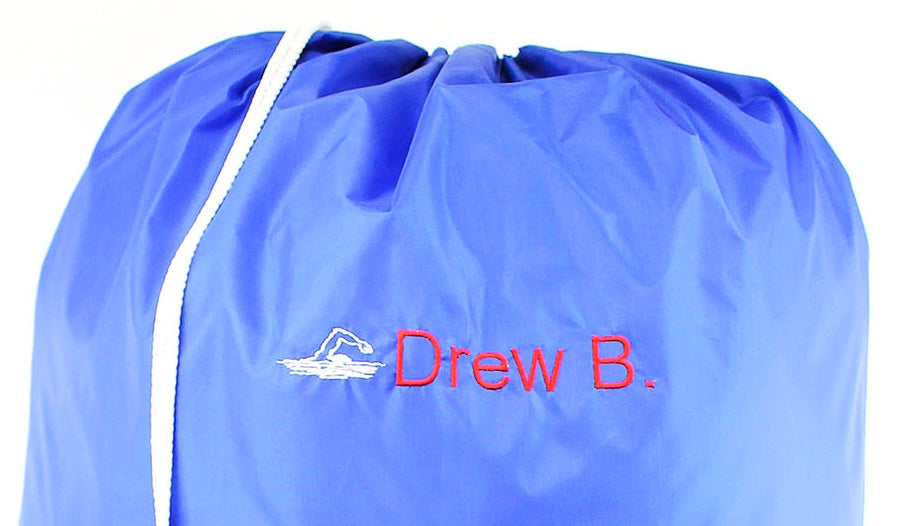 Get your Laundry Bag embroidered for personalization!