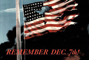 The world remembers the horrible attack on Pearl Harbor 74 years ago.