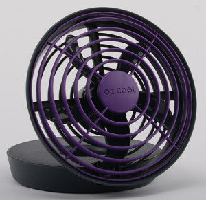 Mighty portable, this fan! MIGHTY portable!