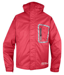 Red Ledge Youth Jakuta Jacket - Red - Front