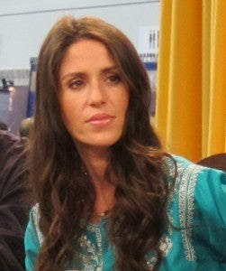 Soleil Moon Frye was a hit with the children audience.