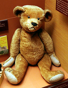 Teddy Bears have evolved over time.