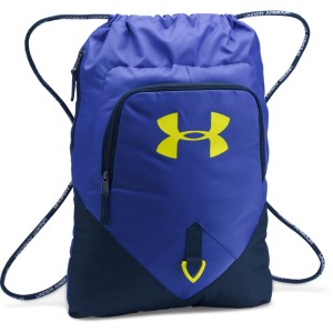 The Under Armour Sackpack is a great option for a lighter summer camp experience.