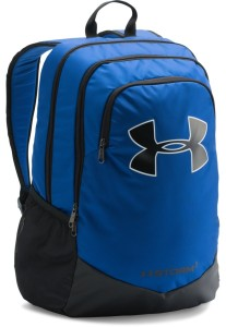 The Under Armour Scrimmage Backpack for summer camp.