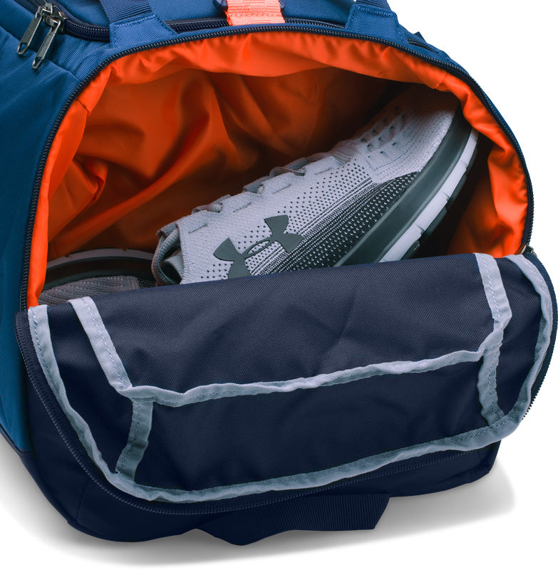 A spacious bag, you can pack all you need for an overnight wilderness trek!