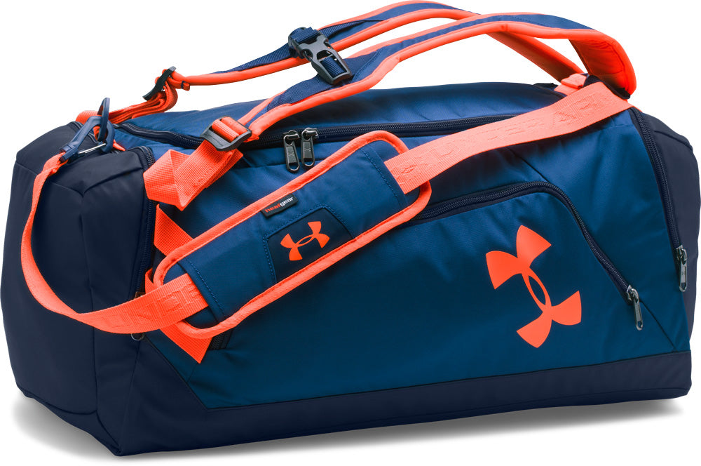 This duffel bag is great for the avid adventurer and perfect at camp!