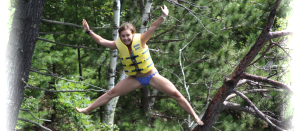 There's lots of fun waiting for you at Camp Agawak