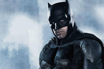 Ben has become Batsy since we last talked about him.