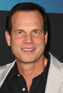 Bill Paxton is on tons of stuff.