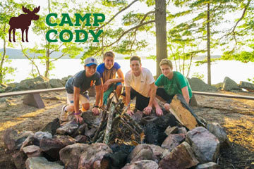 Enjoy campfires with your fellow campers at Camp Cody!