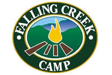 Make your stamp at Falling Creek Camp!