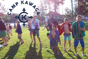 Perhaps Camp Kawaga is the summer camp for you!