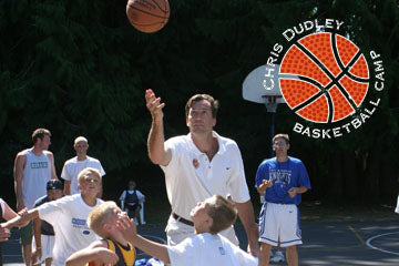 Chris Dudley Basketball Camp for Kelsey T.!
