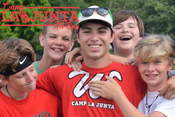 Check out a camper's submission from Camp La Junta.