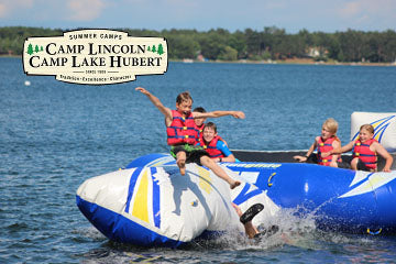 Find the fun at Camp Lincoln and see what's waiting for you when you check out today's Blog post!