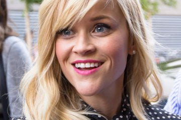 Reese Witherspoon went to summer camp when she was young.