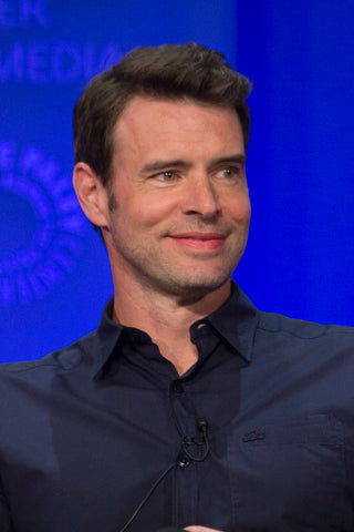 Scott Foley filled his time at camp full of fun!
