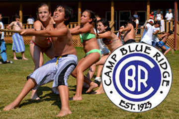 Get a feel for life at Blue Ridge Camp from a