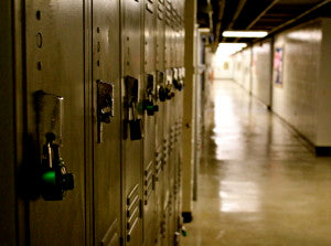 Tired of the same ol', same ol' when it comes to your locker life?