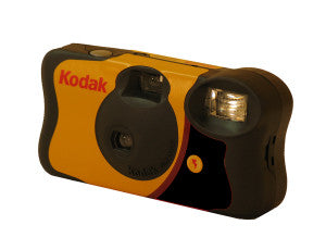 Get the Kodak Fun Saver for your camp fun this summer!