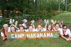 Camp in style like the rest of the campers who have attended Camp Nakanawa and join the tradition!