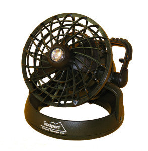 Deluxe Fan and light combo from Texsport