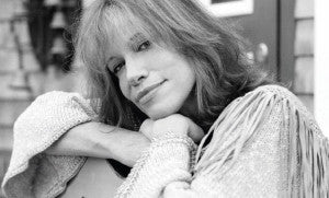 The one and only Carly Simon.