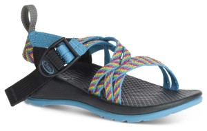 Get the ZX/1 Chaco Sport Sandal for summer camp.