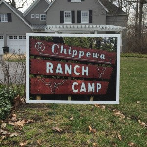 Welcome to Chippewa Ranch Camp