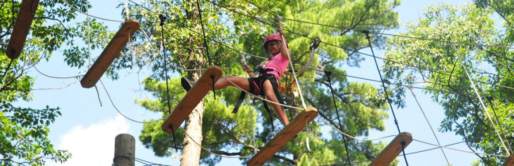 chippewa ranch rope course