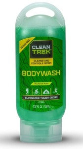 Keep yourself clean and smelling good at summer camp with Clean Trek Body Wash available at Everything Summer Camp.